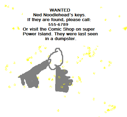 wantedned's keys