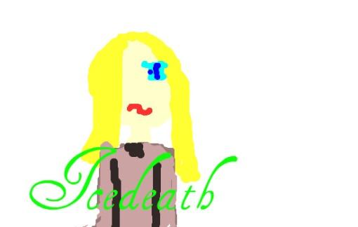 Icedeath Picnik Doodle (Paint)