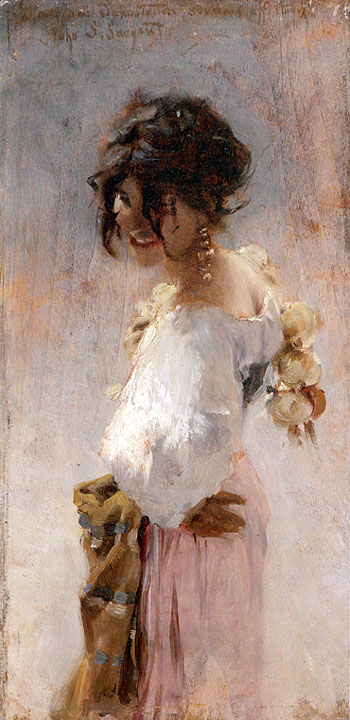 Rosina John Singer Sargent