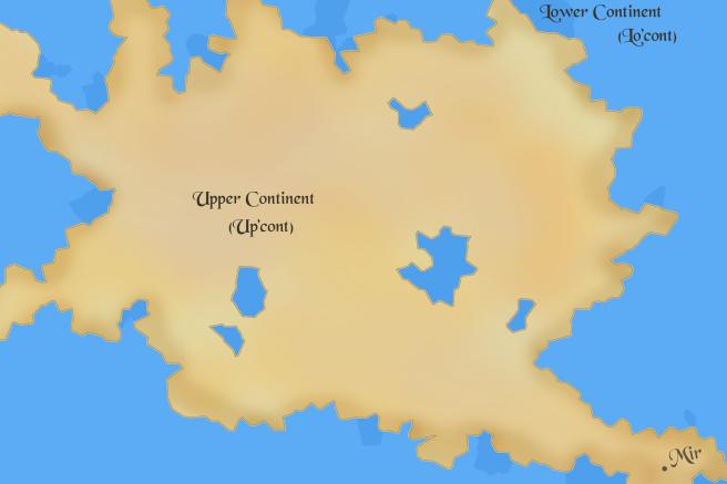 Mirian Map